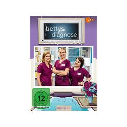 Bettys Diagnose - Staffel 4.1 DVD
