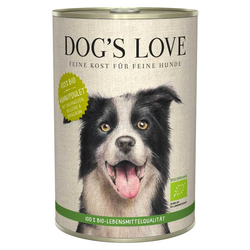 Dog' s Love  Bio Huhn | Bio Hundefutter Nassfutter