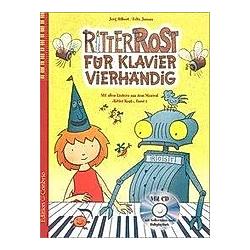 Ritter Rost für Klavier vierhändig - Buch