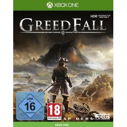 GreedFall Xbox One USK: 16