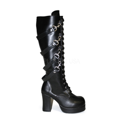 Gothic Plateaustiefel GOTHIKA-209