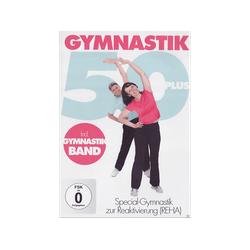 Gymnastik 50 Plus inkl. Gymnastikband DVD