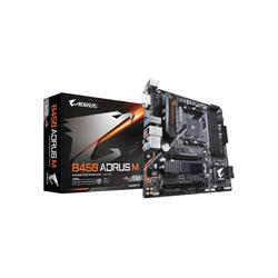 AORUS B450 AORUS M Mainboard RGB Fusion