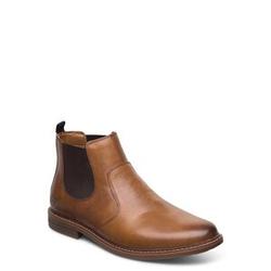 Skechers Mens Bergman - Morago Shoes Chelsea Boots Braun SKECHERS Braun 47.5,43,42,44,45,41