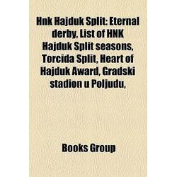 HNK Hajduk Split als Taschenbuch von