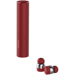 Nokia Headset True Wireless Earphone BH-705 rot