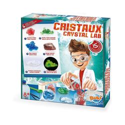 Buki Lernspielzeug Kristalle - 15 Experimente