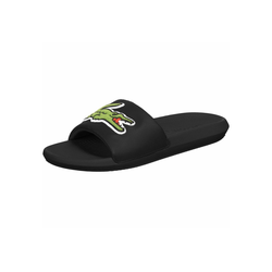 Lacoste Croco Slide 120 Badeschuh schwarz 39,5