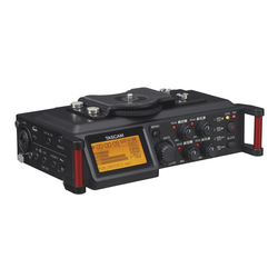 Tascam DR-70D 4-Kanal-Audiorecorder für DSLR-Kameras