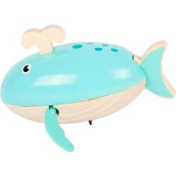 small foot® Wasserspielzeug Aufzieh-Wal