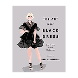 The Art of the Black Dress. Hardie Grant  - Buch