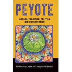 Peyote als Buch von