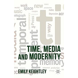 Time  Media and Modernity - Buch