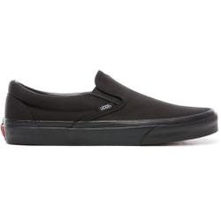 Vans - Classic Slip-On Black/Black - Sneakers - Größe: 7,5 US
