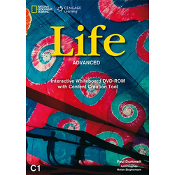 Life - First Edition C1.1/C1.2: Advanced - Interactive Whiteboard DVD-ROM