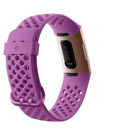 Fitbit Charge 3 beere / rosegold