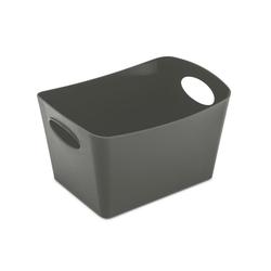 KOZIOL Aufbewahrungsbox Boxxx S Deep Grey 1 L