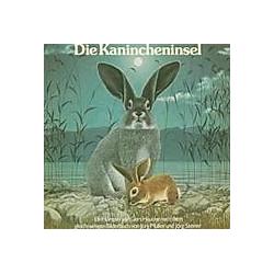 Die Kanincheninsel  1 Audio-CD - Hörbuch