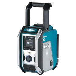 Makita DMR115 Baustellenradio (DAB / DAB+ 174.928 - 239.200 MHz, Frequenzbereich UKW 87,5-108 Mhz)