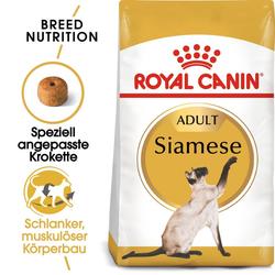 ROYAL CANIN Siamese Adult Katzenfutter trocken 2 kg