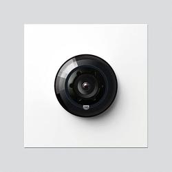 Siedle BCM 658-02 W Bus-Kamera 180 für Siedle Vario (200049364-01)