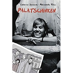 Palatschinken - Die Geschichte eines Exils. Caterina Sansone  - Buch
