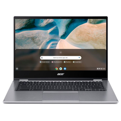 Acer ChromeBook Spin 514 (CP514-1H-R9PJ) 64 GB eMMC / 4 GB - Notebook - silber Convertible Notebook (AMD Athlon)