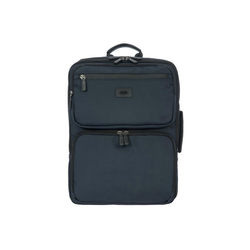 Bric's Laptoprucksack Pisa Business Rucksack S 39 cm blau