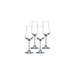 Nachtmann Likörglas Vivendi Aperitifglas 4er Set, Kristallglas