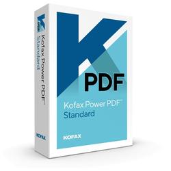 Kofax Power PDF Standard 3.0 [1 Gebruiker] - Win -