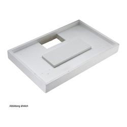 LDG Duschwannenträger für Cayonoplan 120 × 80 × 1,8 cm