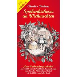 Spökenkiekeree an Wiehnachten als Buch von Charles Dickens