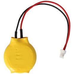 CMOS Batterie CR2025 mit Stecker Backup Lithium Batterie
