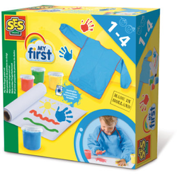 SES Creative® My first Fingerfarbenset