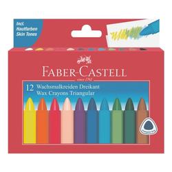 Wachsmalkreide, Faber-Castell
