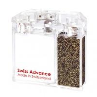 Swiss Advance Classic Streuer Salz & Pfeffer