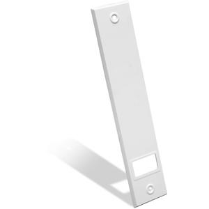 JAROLIFT Kunststoff Abdeckplatte für Gurtwickler/Lochabstand: 260 mm/Farbe: weiß