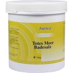 TOTES MEER BADESALZ Aurica 1 kg