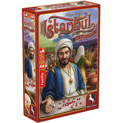 Pegasus Spiel, Istanbul Würfelspiel