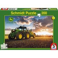 Schmidt Spiele Traktor 6150R mit Feldspritze (56145)