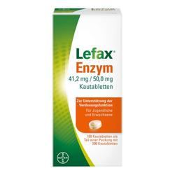 Lefax® Enzym zur Unterstützung der körpereigenen Verdauung 200 St