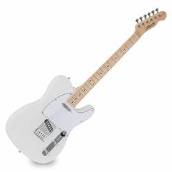 Shaman Element Series TCX-100W E-Gitarre weiß