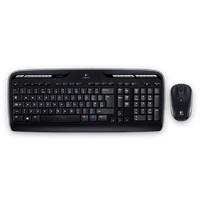 Logitech MK330 Wireless Combo Keyboard US Set (920-003989)
