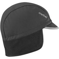 GripGrab Windproof Winter Fahrradkappe schwarz S 2020 Helmmützen