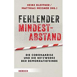 Fehlender Mindestabstand - Buch