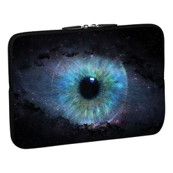 PEDEA Design Tablethülle: space eye 10,1 Zoll (25,6 cm) Tablet PC Tasche