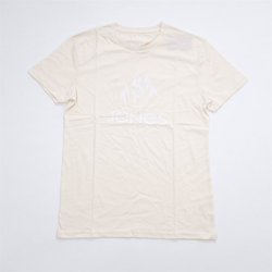 Tshirt JONES - Basic Tee Natural Natural (NATURAL) Größe: M
