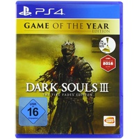 Dark Souls III: The Fire Fades Edition - Game of the Year Edition (USK) (PS4)