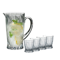 RIEDEL Glas Glas Tumbler Kollektion Cold Drinks, Kristallglas