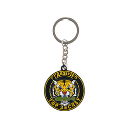 """Call of Duty: Cold War Keychain """"Top Secret"""""""